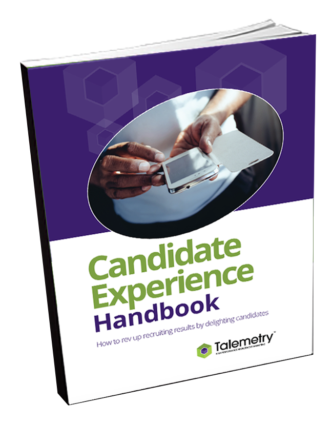 Candidate Experience Handbook Cover