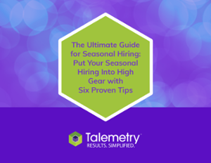 Ultimate Guide to Seasonal Hiring